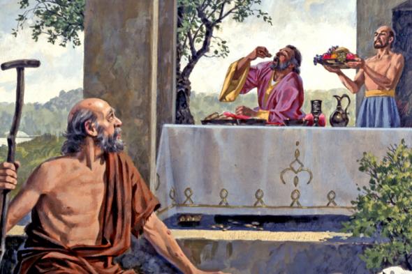 Rich Man & Lazarus